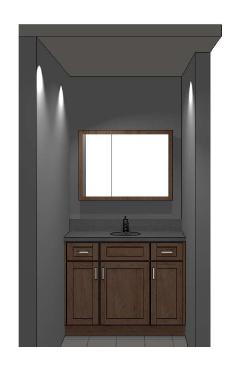 Bath rendering 2